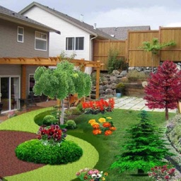 Yard and Garden Landscaping Design Ideas & Plans