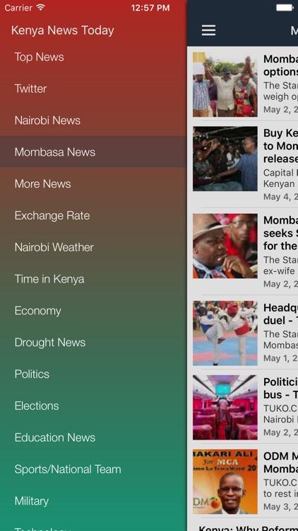 Kenya News Today- Latest Nairobi & Mombasa Updates screenshot-4
