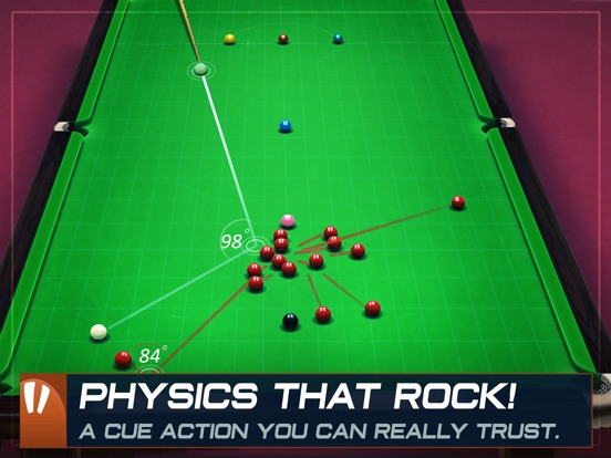 Скачать игру Snooker Stars