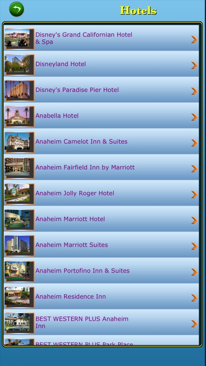 Offline Travel Guide for Disney Land screenshot-3