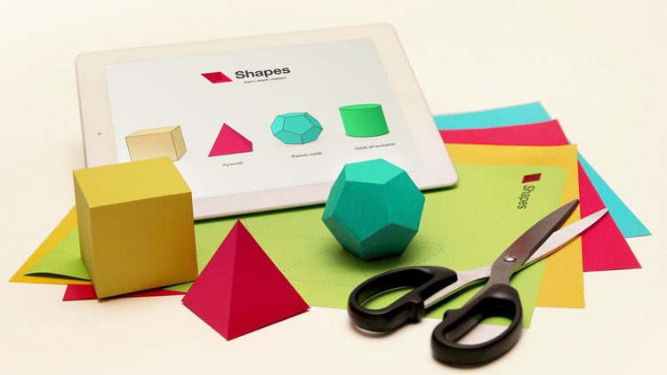 Shapes - 3D Geometry Learning