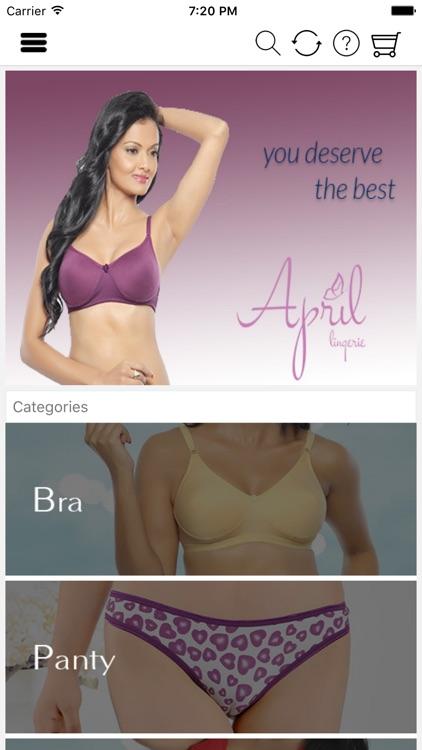 April Lingerie