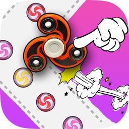 Tap.io - Fidget Spinner Rider