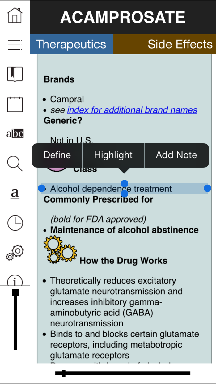 Stahl's Essential Psychopharmacology, 5th edition Screenshot