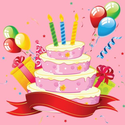 Animated Anniversary Happy Birthday GIF Stickers