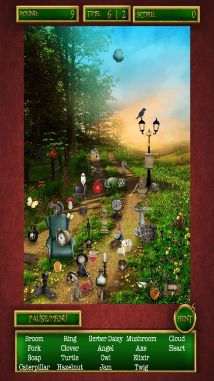 Hidden Objects: Fairy Forest Gardens Adventure screenshot-3