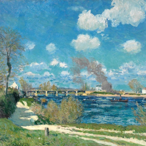 Sisley, the Impressionist icon