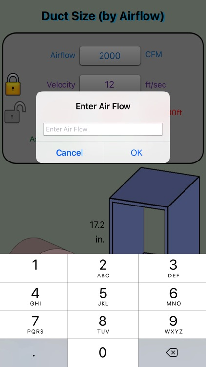 Duct Calculator Elite - Ducting Size Calc for HVAC screenshot-4
