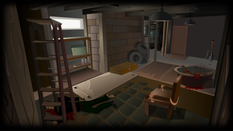 Escape Challenge 3:Escape the red room games