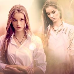 Photo Blend.er Edit.or: Merge & Overlap Pic Effect