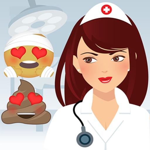 Emojiency Nurse Emojis On Kik,Whatsapp and Groupme