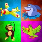 Image and Words Puzzle for Kids LITE icon