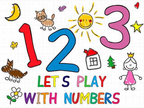 antonio parisiの 123 let s play with the numbers をapple booksで