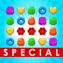 Jelly Crush Special - Best Match 3 Game