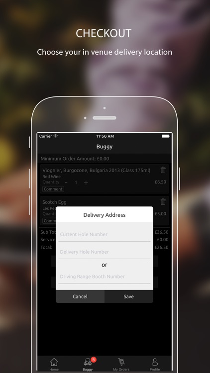 TAP APP - Order and Pay screenshot-3