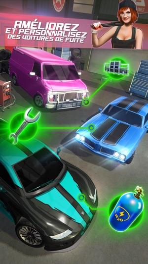 highway getaway jeu de voiture de course de police dans l app store. Black Bedroom Furniture Sets. Home Design Ideas