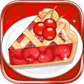 制作美味樱桃派甜点 - 做饭小游戏大全