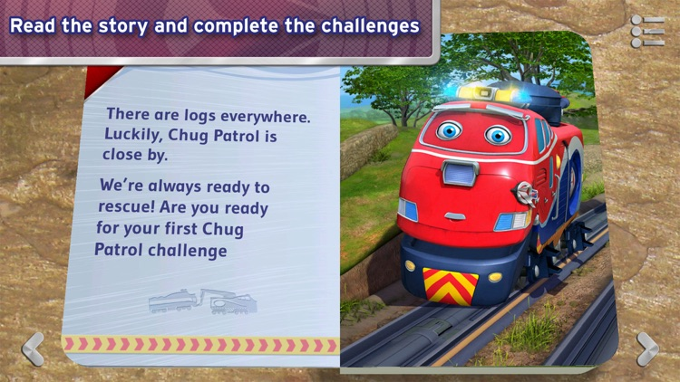 Chug Patrol: Ready to Rescue ~ Chuggington Book screenshot-3