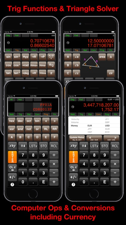 allRPNCalc Calculator screenshot-1