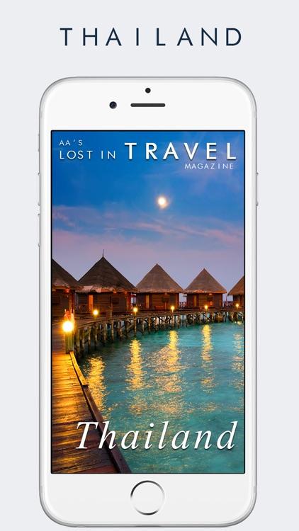AAs Lost in Travel Magazine screenshot-4