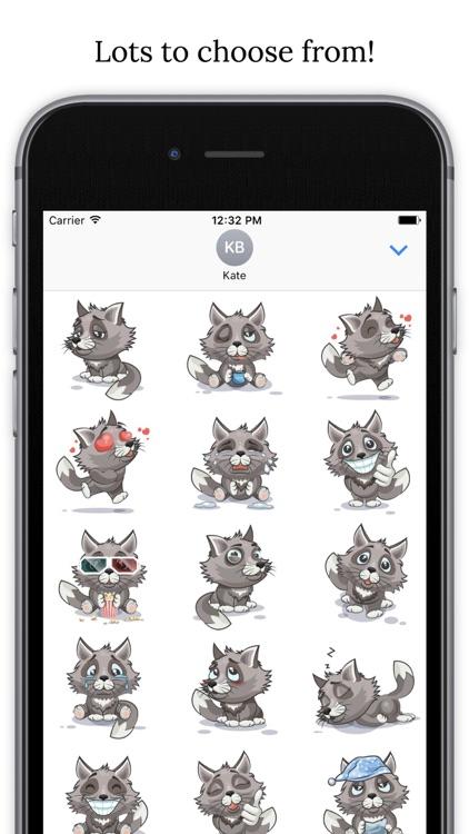 WolfMoji - Wolf emoji & Stickers