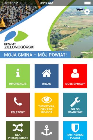 Powiat Zielonogórski - náhled