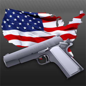 Concealed Carry App - CCW Permit Law & Reciprocity app