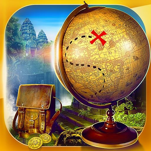 Поиск Предметов Древний Город - Игры Головоломки