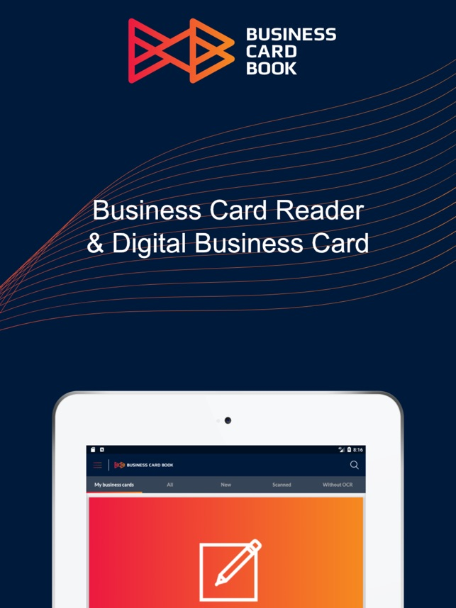 Business Card Book on the App Store