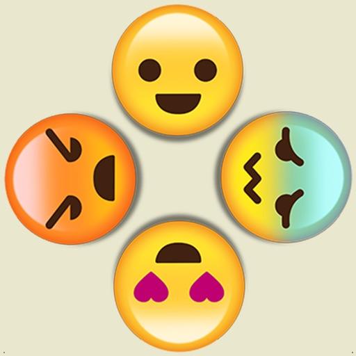 Emoji Circle Wheels Icon Spinner Game
