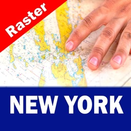 NEW YORK - Raster Nautical Charts