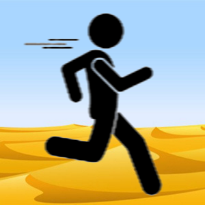 Running in the Sands app