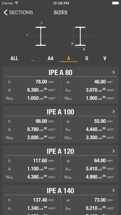 Steel Profiles Catalogue