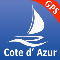 Cote d'Azur GPS Nautical charts