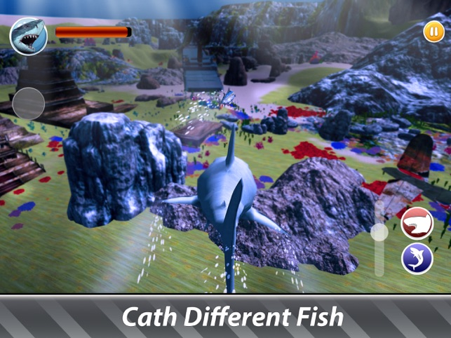 Monster Shark: Deadly Attack Screenshot
