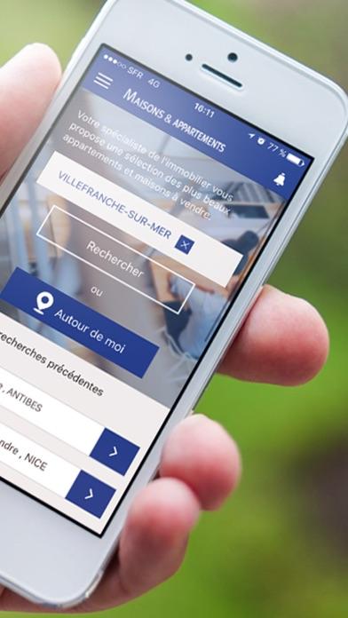 Maisons et Appartements app image