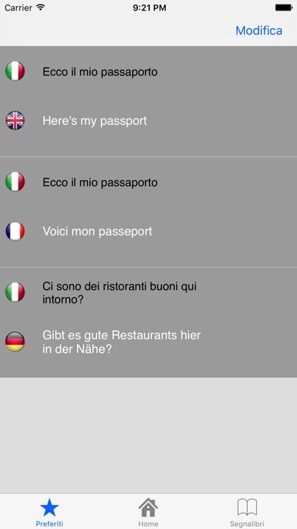 Mio Traduttore Pro screenshot-3