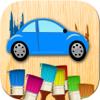 Colorear coches - Juegos de pintar autos y carros