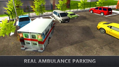 Real Ambulance Rescue Driving - Car Driver Game screenshot three