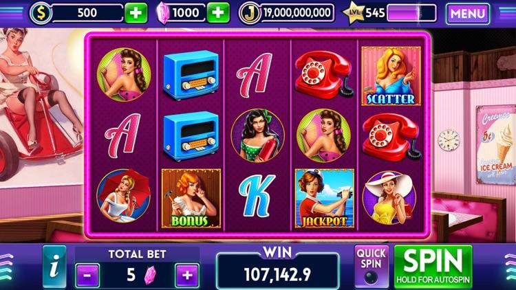 Slot Bonanza - Vegas Casino Slots screenshot-3