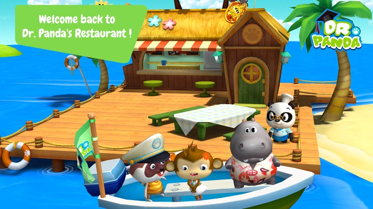 Dr. Panda Restaurant 2 screenshot-4