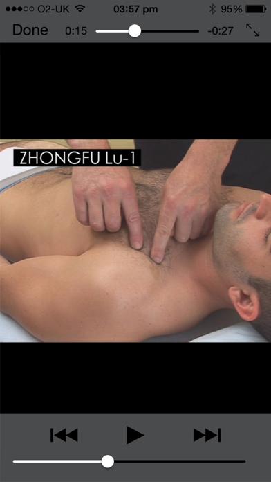Handbuch Akupunktur (A Manual of Acupuncture) Screenshot