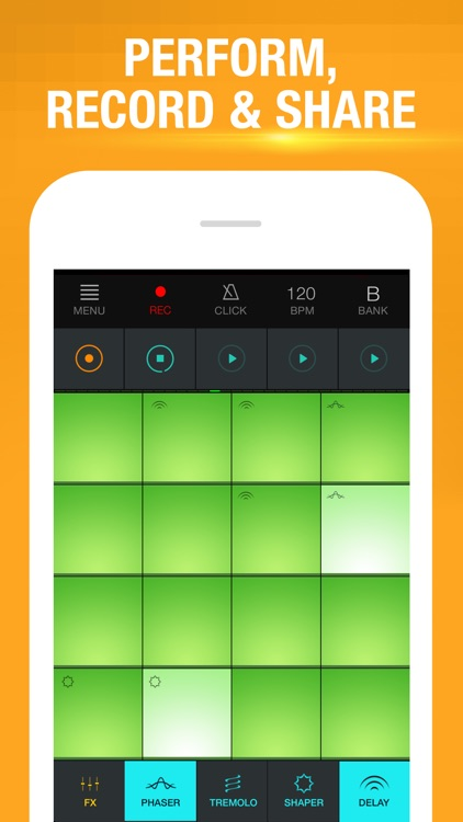 Beat Maker Go - Make Music & Beats With Drum Pad screenshot-3