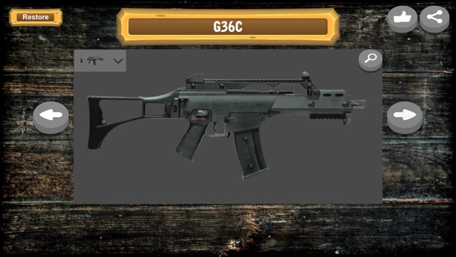 guns sounds effect weapons simulator on the app store