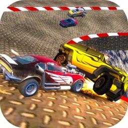 Derby Car Whirlpool Demolition – Mad Crash Sim