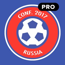 Russia 2017 Pro / Scores for Confederations Cup
