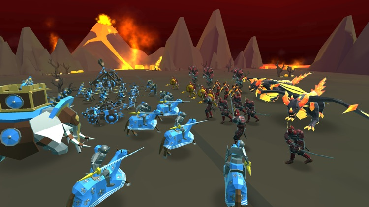 Epic Battle Simulator 2 screenshot-3