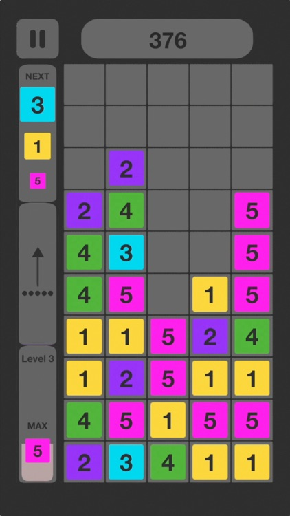 Blocks versus Numbers