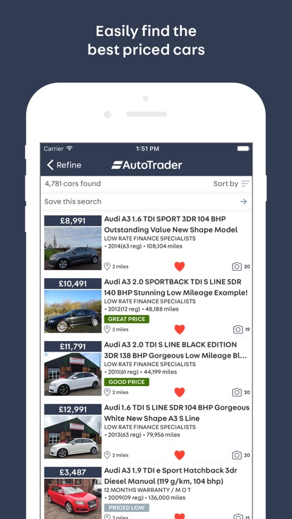 Auto Trader - Buy, Sell & Value New & Used Cars screenshot-3