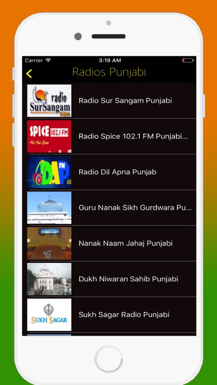 Radio India FM & AM - Live Radio Stations Online screenshot-3